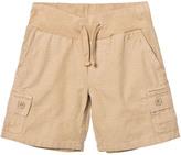 Ralph Lauren Khaki Ripstop Utility Shorts