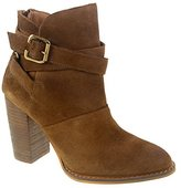 Chinese Laundry Women's Zip It Suede Ankle Boot