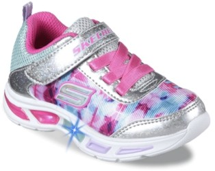 Skechers Litebeams Dance N' Glow Light-Up Sneaker - Kids'