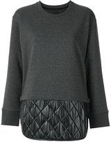 OSKLEN overlayed jumper