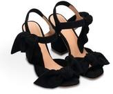 Bill Blass Women's Carmen Bow Sandal