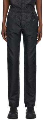 Alyx Black Suit Trousers