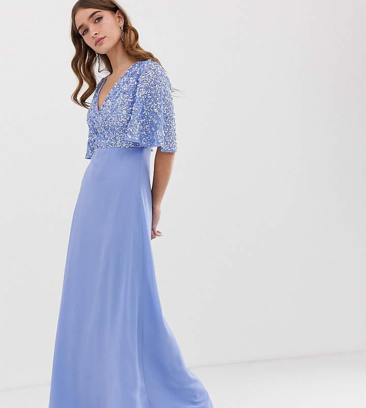 29f21255c8 Petite Sequin Skirt - ShopStyle UK