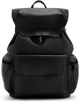 Vince Camuto Men's Travo Leather Backpack - Black