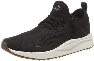 Puma Unisex Adults' Pacer Next Cage Low-Top Sneakers, Black Black Black-Whisper White 8)