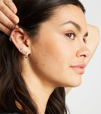 New Look 9 Pack Mixed Hoop Heart Earrings