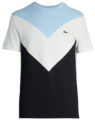 Lacoste V-Colorblock T-Shirt