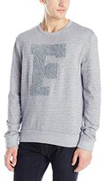 French Connection Men's Twisted Sweatshirt