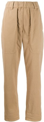 Brunello Cucinelli Straight-Leg Cargo Trousers