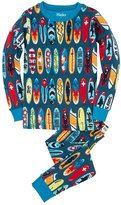 Hatley Boy's Surfboard Pajama Set