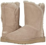 UGG Classic Short Fluff High-Low (Amphora) Women's Cold Weather Boots