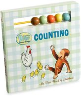 Bed Bath & Beyond Curious Baby Curious George Counting Book