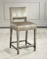 Old Hickory Tannery Valerian Counter Stool