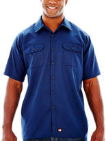 JCPenney Red Kap ST62 Utility Uniform Shirt-Big & Tall