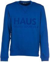 Golden Goose Deluxe Brand Haus By Ggdb Printed Sweatshirt