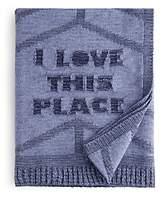Alexandra Ferguson I Love This Place Throw