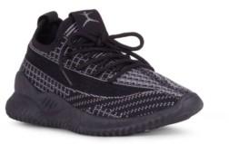 Danskin Ecstatic Lace Up Sneaker with Patterned Upper Women's Shoes