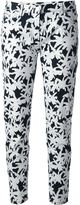 Kenzo palm tree print trousers