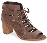 Vince Camuto Women's Tressa Perforated Lace-Up Sandal