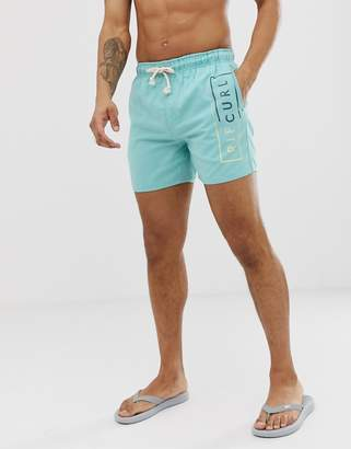 Rip Curl volley core 16inch board shorts-Blue