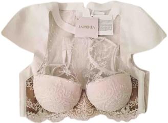 La Perla White Top for Women