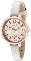Marc by Marc Jacobs Marc Jacobs Women's Sally Grey Leather Watch - MJ1421