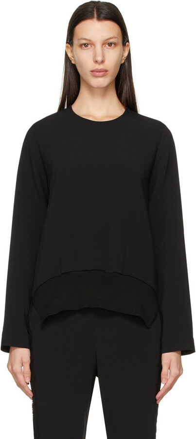 Thumbnail for your product : Stella McCartney Black Charley Sweater