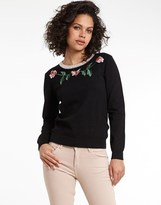 Morgan Embroidered Jumper
