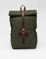 Archival Clothing Rolltop In Olive