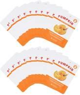 It's Skin Naisture Everyday Veggie Slice Mask - Pumpkin/Nourish & Exfoliate (20 Piece Box)