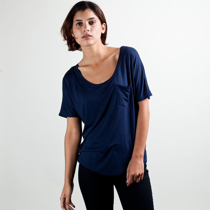 Everlane Slouchy Ryan Pocket Tee