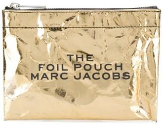Marc Jacobs Foil flat pouch