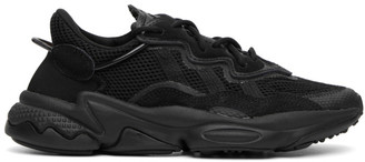 adidas Black Ozweego Sneakers