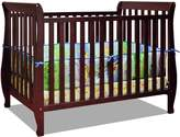AFG Baby Naomi Convertible Crib w/ Toddler Rail in