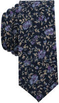Original Penguin Men's Corbett Floral Skinny Tie