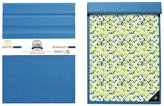 Mountain Paper ClipBook - Mountain Paper Edition, Cobalt - Cobalt - One Size