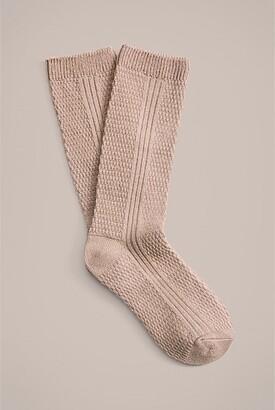 Witchery Baroque Boot Sock