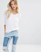 Noisy May Longline Oversized T-Shirt