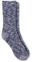 Alaska Knits Women's Alaska Athletic Socks Navy 9-11