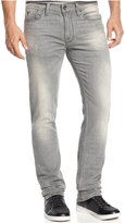 GUESS Men's Slim Straight Lonesome-Wash Jeans
