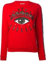 Kenzo eye panel sweater