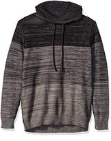 mens cowl neck sweater - ShopStyle