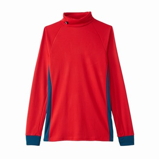 La Redoute Collections Long-Sleeved Roll Neck T-Shirt
