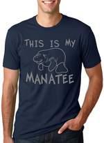Crazy Dog T-shirts Crazy Dog Thirt Thi I My Manatee Thirt Funny Aquatic Mammal Punhirt