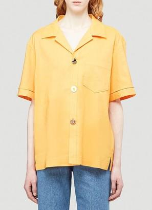 REJINA PYO Marty Short Sleeve Shirt