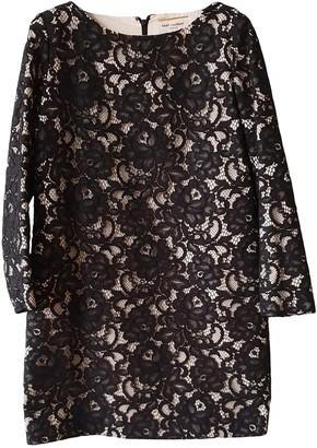Saint Laurent Black Lace Dress for Women