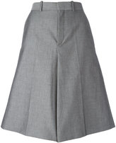 Balenciaga - pleated A-line skirt -