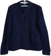 Dagmar Blue Wool Knitwear for Women