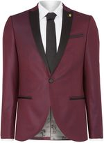 Noose And Monkey Cutler Tuxido Suit Jacket