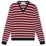 Gucci Heritage stripe suit